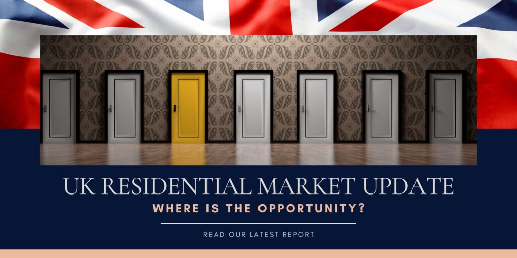 UK property market report - go to reading for property investors