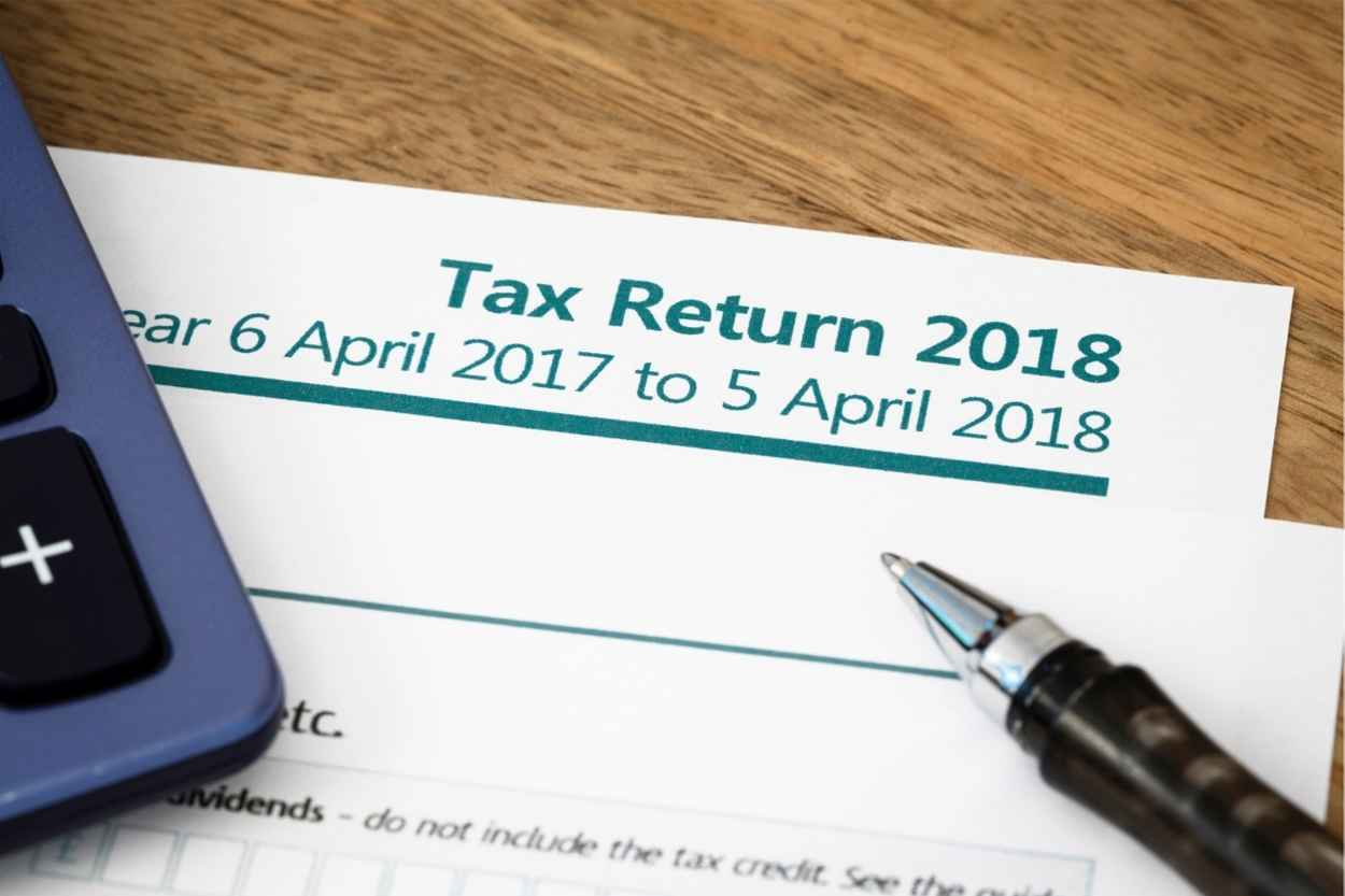 Tax Return form.  What can landlord's offset against tax in the UK?  You should always seek the advice of a tax advisor