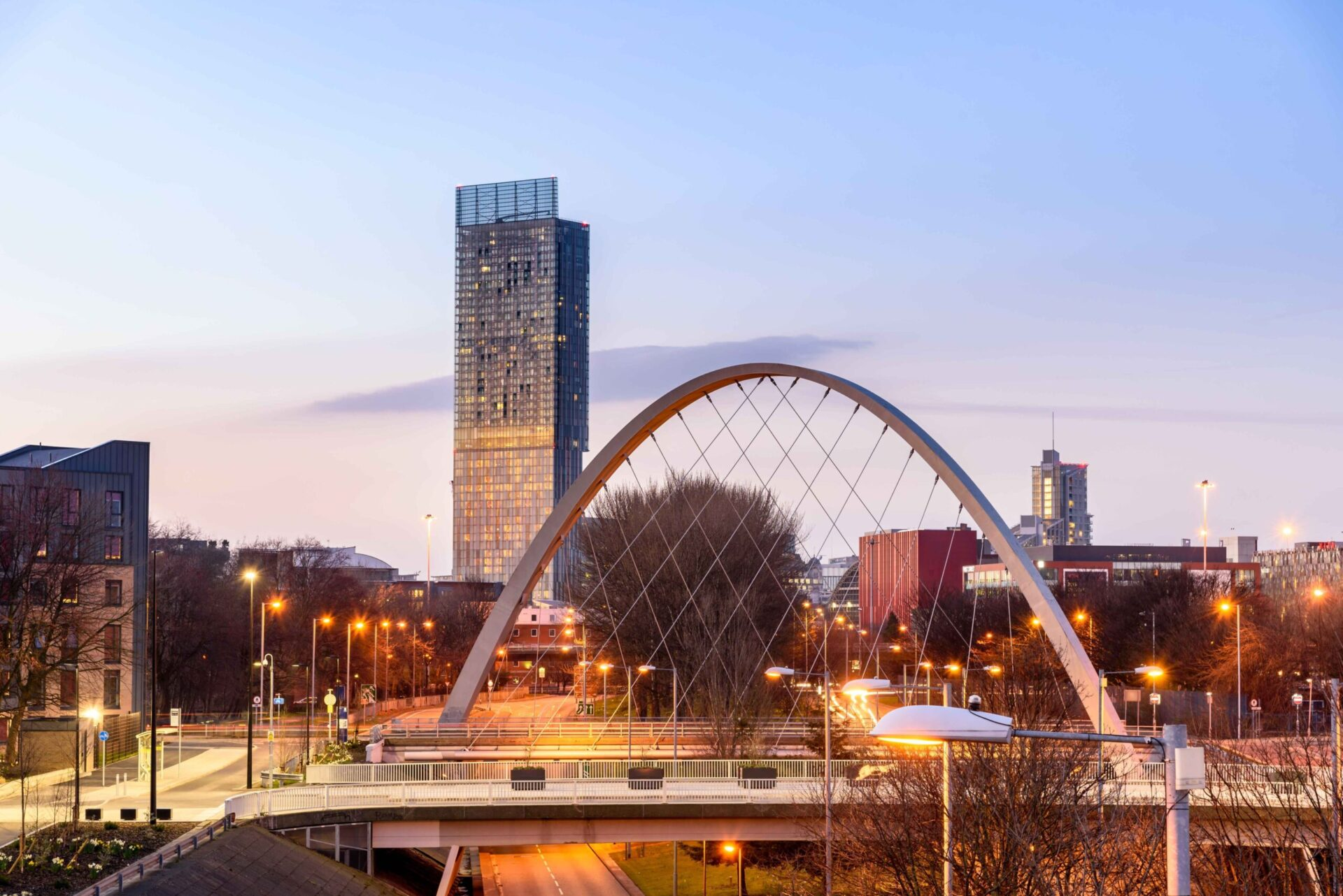 UK cities - Manchester