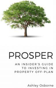 Prosper Book Cover 1 PropTech Pioneer