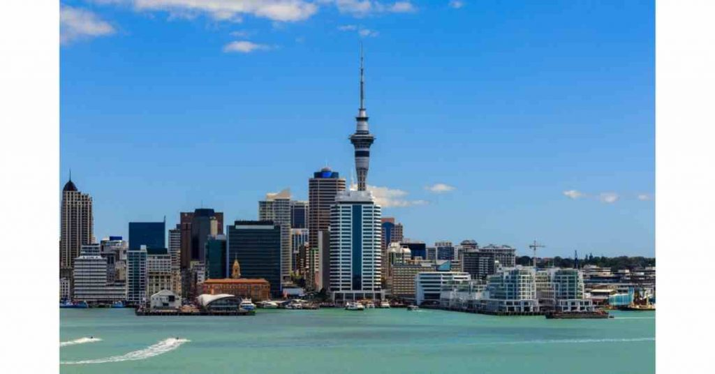 auckland cityscape PropTech Pioneer