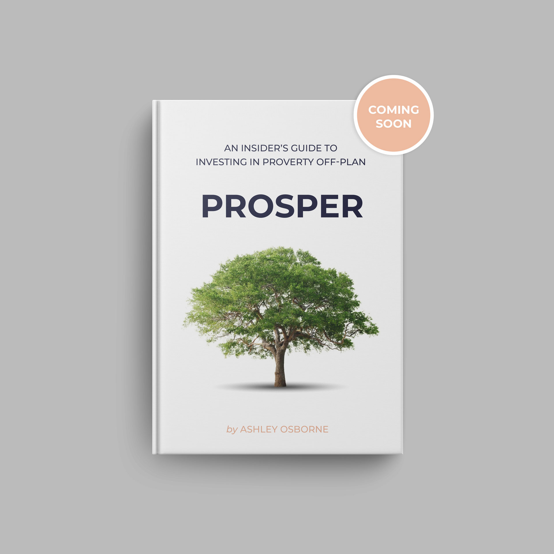 Prosper Book Cover PropTech Pioneer