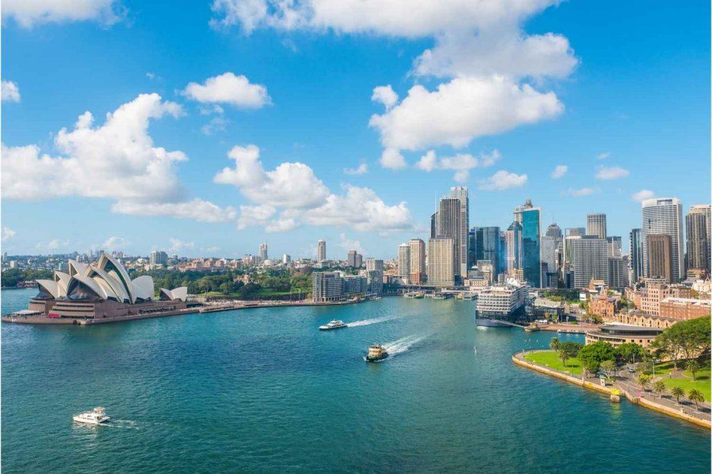 Sydney harbour PropTech Pioneer